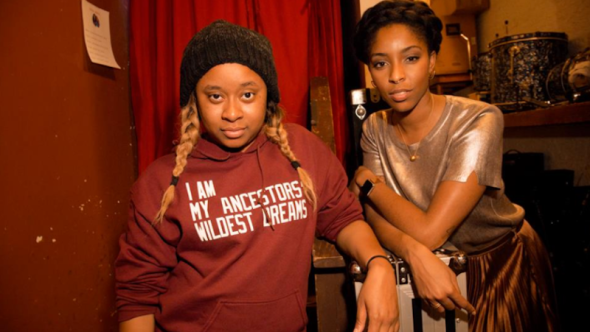 2 Dope Queens Final Episode WNYC Studios Michelle Obama