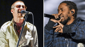 Arctic Monkeys and Kendrick Lamar
