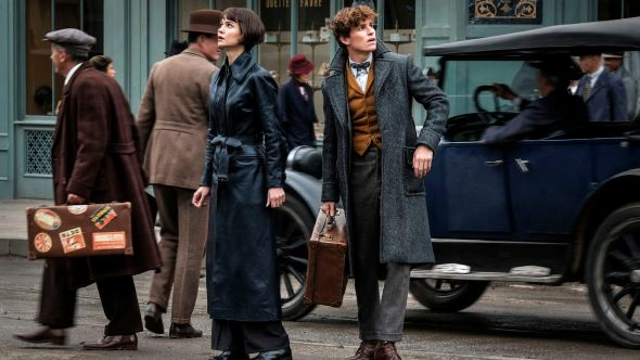 Fantastic Beasts: The Crimes of Grindelwald (Warner Bros.)