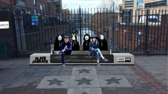 Black Sabbath Bridge Proposal