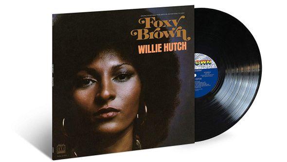 Foxy Brown Soundtrack vinyl reissue 45th anniversary