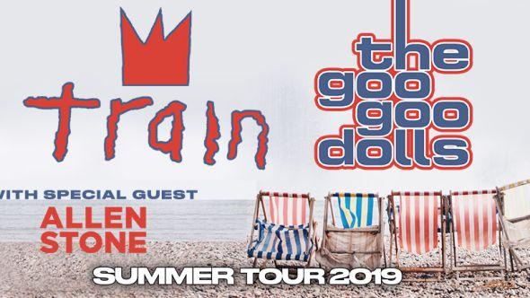 Goo Goo Dolls and Train Tour