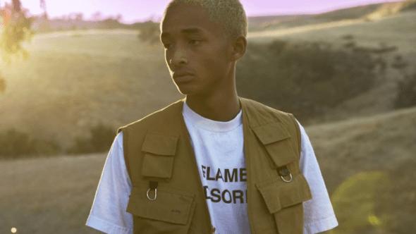 Stream Jaden Smith Sunset Tapes mixtape project