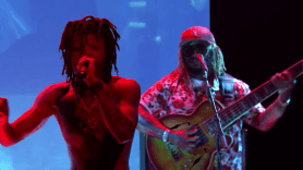 Video J.I.D., Thundercat, and BJ The Chicago Kid perform The Tonight Show