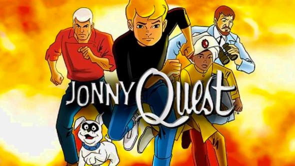 Jonny Quest live-action adaptation Chris McKay
