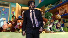 Keanu Reeves Toy Story 4 Tim Allen John Wick
