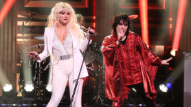 "Watch Kesha and The Struts ""Body Talks"" on The Tonight Show"