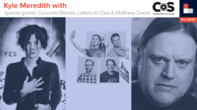 Kyle Meredith With Concrete Blonde, Matthew Sweet, and Letters to Cleo