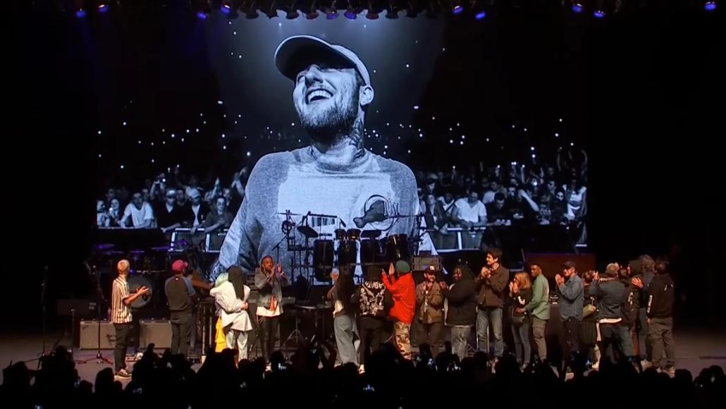 Mac Miller tribute concert