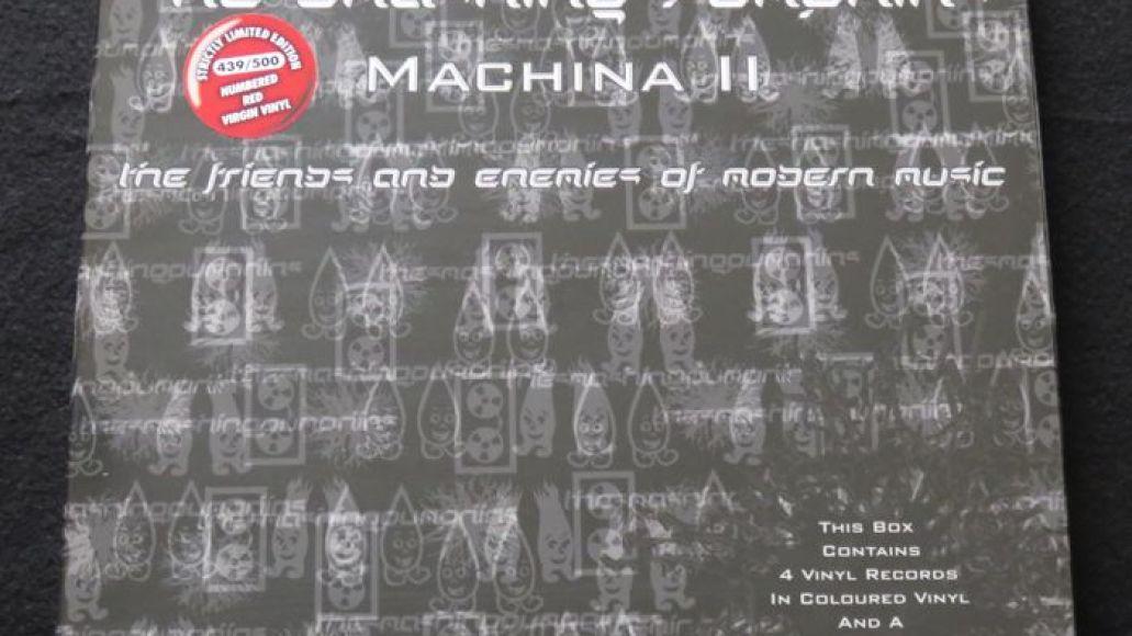 machina box set Ranking: Every Smashing Pumpkins Album from Worst to Best