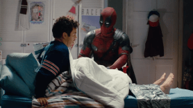 Once Upon a Deadpool 2 Chirstmas Fred Savage