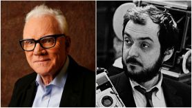 Malcolm McDowell Stanley Kubrick Concert