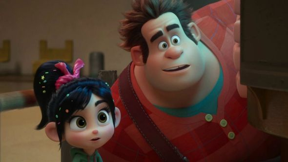 Ralph Breaks the Internet (Disney)