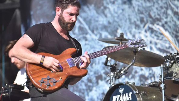 Foals New Album 2019, photo by Amy Ryan