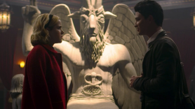 The Chilling Adventures of Sabrina, Netflix