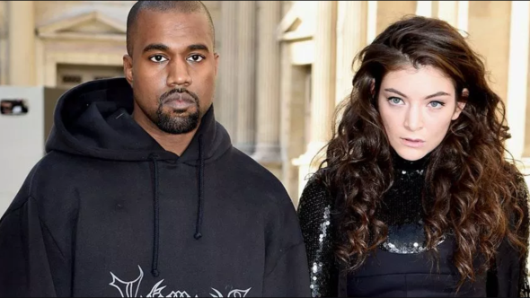 Lorde Accuses Kanye & Kid Cudi of stealing her stage show