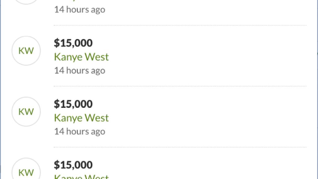 Kanye West Jemel Roberson donation