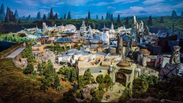 Disney's Star Wars: Galaxy's Edge
