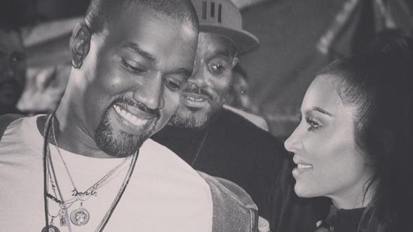 Kanye donates $500,000 to California wildfire relief, photo via Instagram