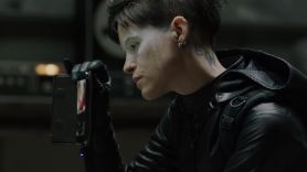 The Girl in the Spider's Web (Sony)