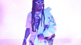Watch Takeoff perform solo on The Tonight Show