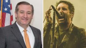 Ted Cruz Trent Reznor Nine Inch Nails Beer Guest List Lior Phillips