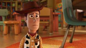 Sad Woody Toy Story 4