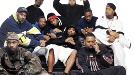 Wu-Tang Clan short film and Staten Island Wu-Tang day November 9