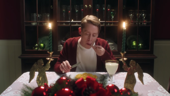 Macaulay Culkin as Kevin McAllister in Home Alone Again commercial
