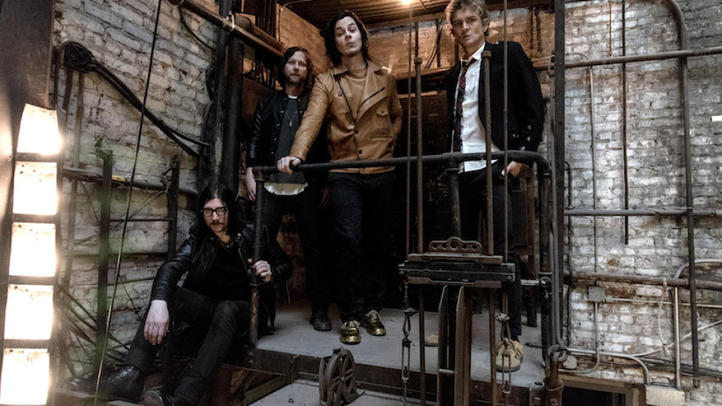 The Raconteurs steven sebring sunday driver now that you're gone