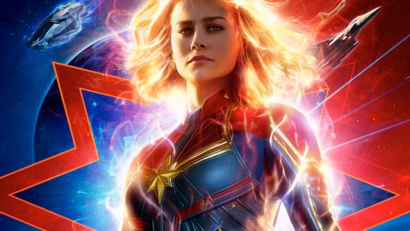 Captain Marvel trailer 2 Marvel Cinematic Universe Studios Brie Larson