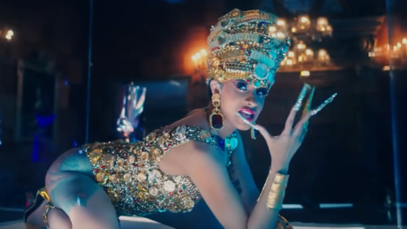 "Watch Cardi B ""Money"" music video new"