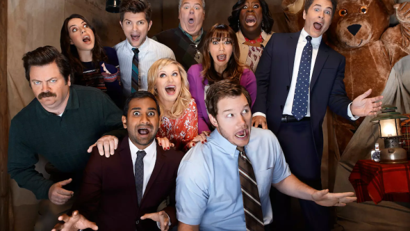 Parks and Recreation coming to Comedy Central