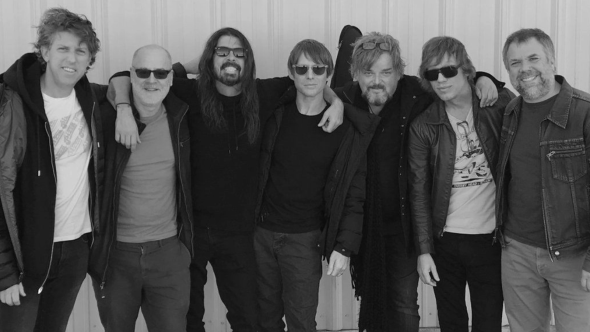 Dave Grohl's Play band