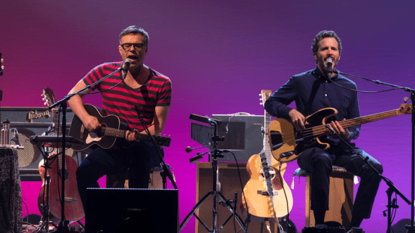 Flight of the Conchords Father and Son Colin Hutton:HBO
