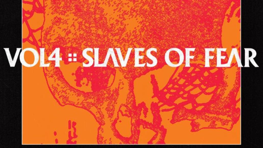 Health Vol 4 Slaves of Fear Album Cover Artwork