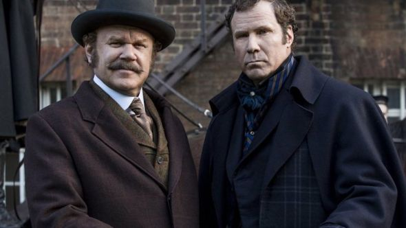 holmes and watson john c. reilly will ferrell
