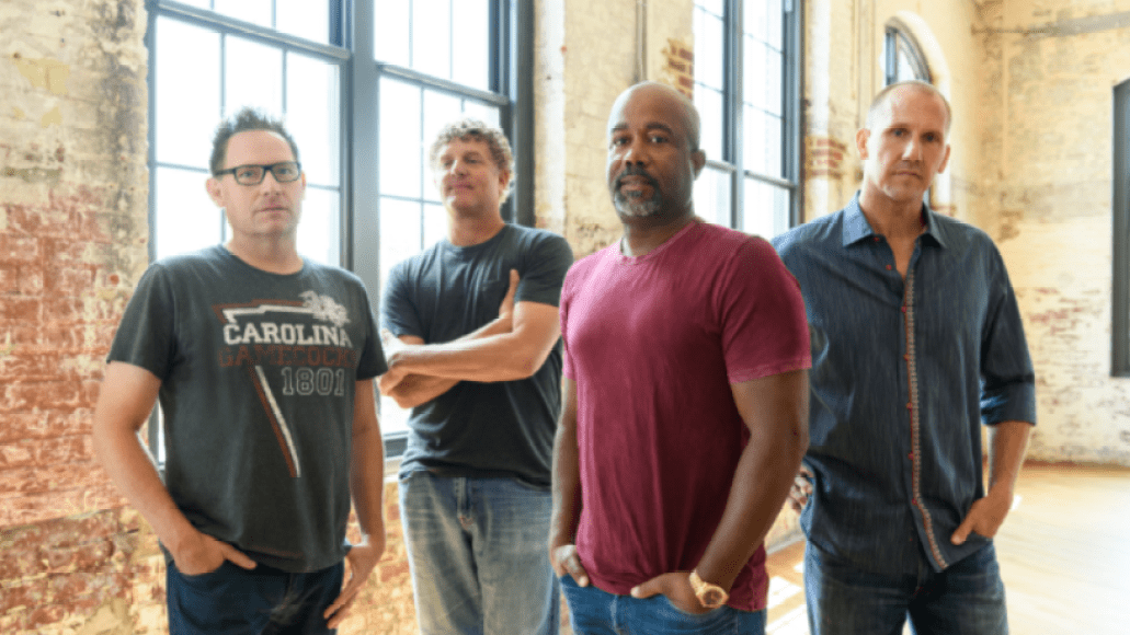 Hootie and the Blowfish, photo by Todd & Chris Owyoung