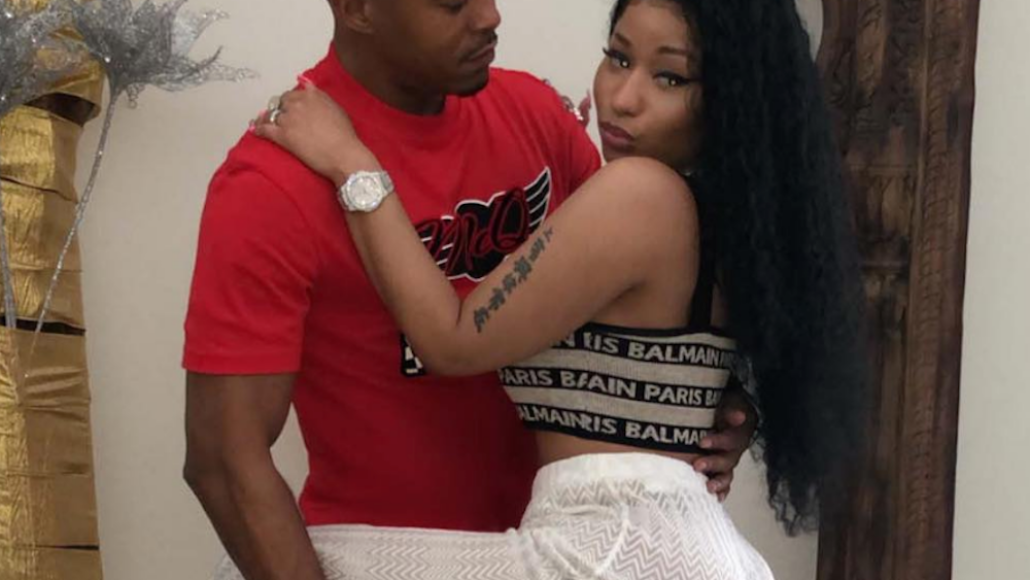Nicki Minaj dating rumors Kenneth Petty