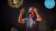 pearl jam band of the year Pearl Jam to Stream Gigaton Audiovisual Experience for Free on Apple TV