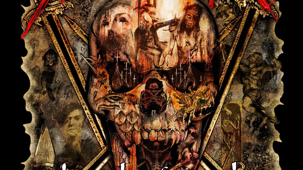 Slayer Leg Five North American Tour