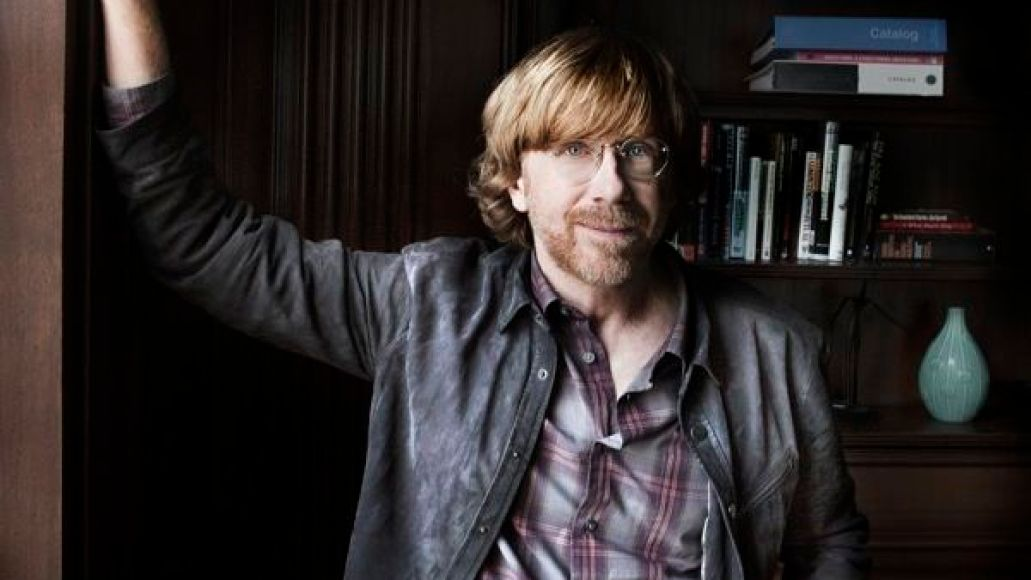 Trey Anastasio Ghost of the Forest