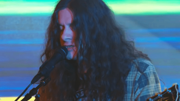 "Video Kurt Vile ""Loading Zones"" Jimmy Kimmel Live!"