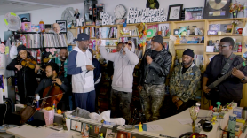 Video Wu-Tang Clan perform NPR Tiny Desk Concert