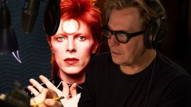 Gary Oldman David Bowie Is Narration AR App Hideo Oida