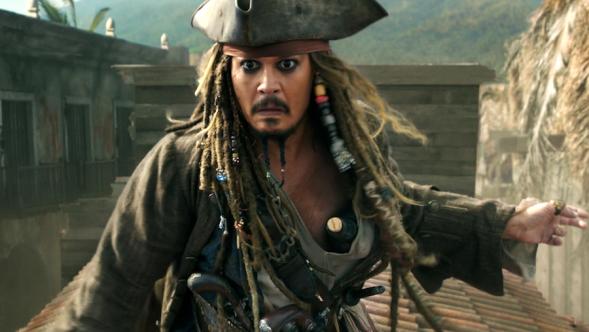 Johnny Depp Disney 90 million Pirates of the Caribbean 6