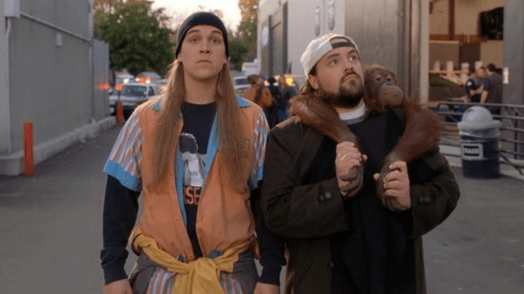 Kevin Smith Jay and Silent Bob Reboot Strike Back
