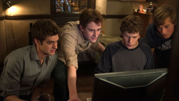 The Social Network (Columbia/Kobal/REX/Shutterstock)