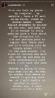 Azealia Banks' response to Elon Musk (3/4)