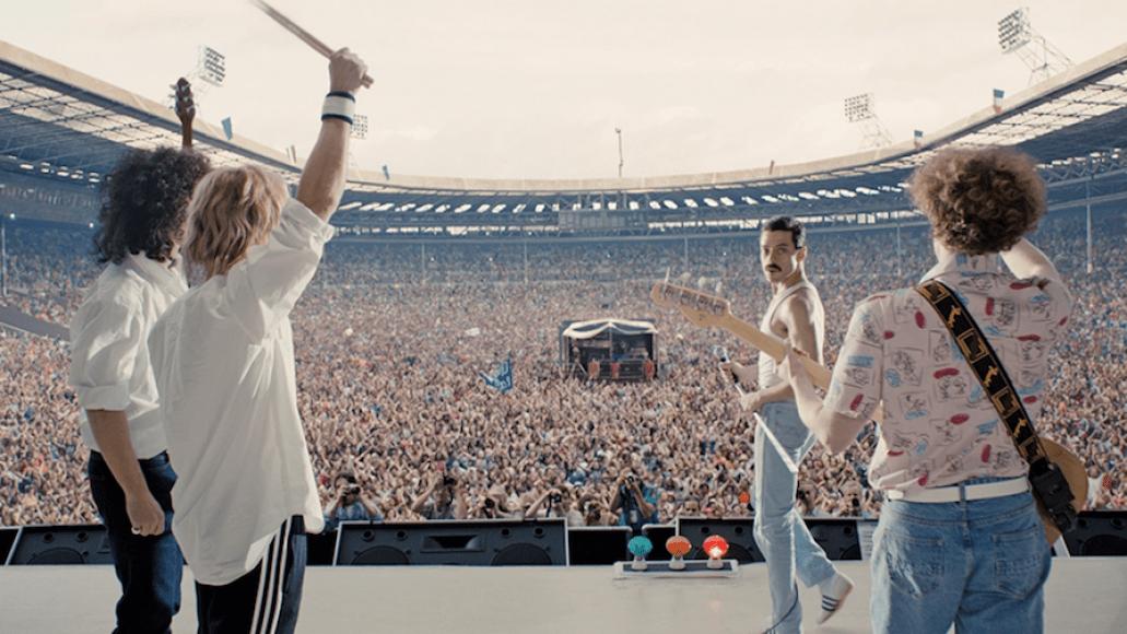 bohemian rhapsody live aid full concert movie dvd blu-ray release